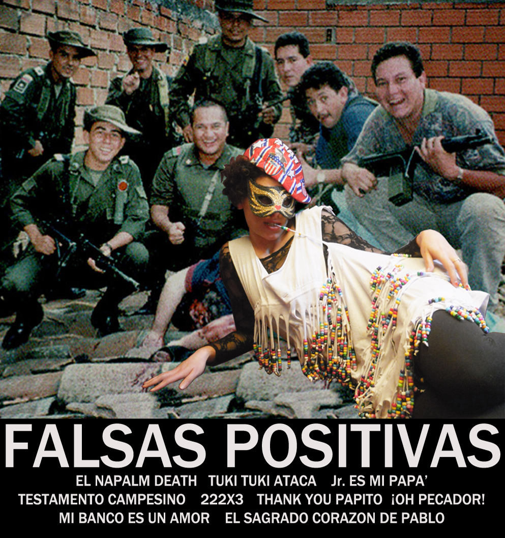 Falsas Positivas B