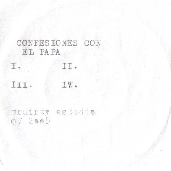 confesiones con el papa b